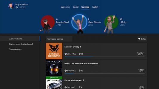 New Dashboard Avatars and other features hit Xbox Insiders soon
