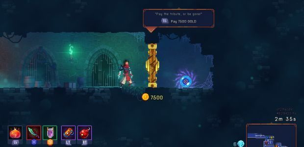 How Dead Cells' pokeball keeps me coming back