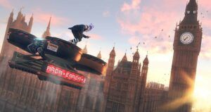 Ubisoft Toronto's Watch Dogs: Legion is a triumph of innovative game design