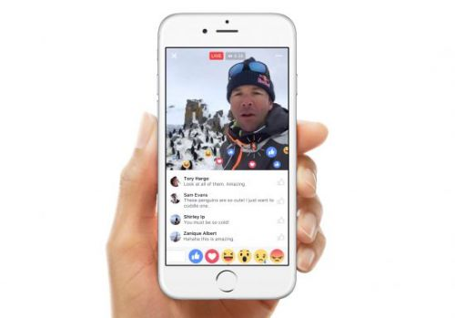 Facebook builds AI watchdog chips to filter live video