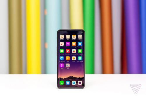 Oppo's Find X ditches the notch for pop-up cameras