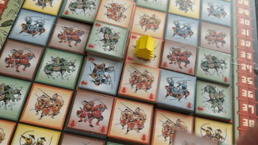 Lead Your Troops to Conquer Feudal Japan in GUNKIMONO