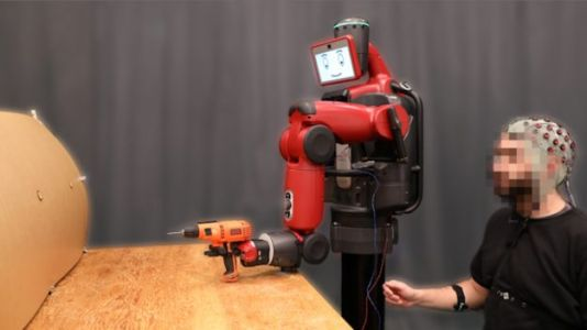 MIT Scientists Control Robots With Their Minds