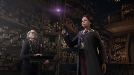 Hogwarts Legacy is delayed to 2022