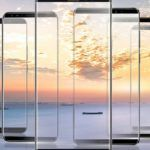 All of Gionee's 8 Bezel-less Phones arriving on November 26 outed in official teaser