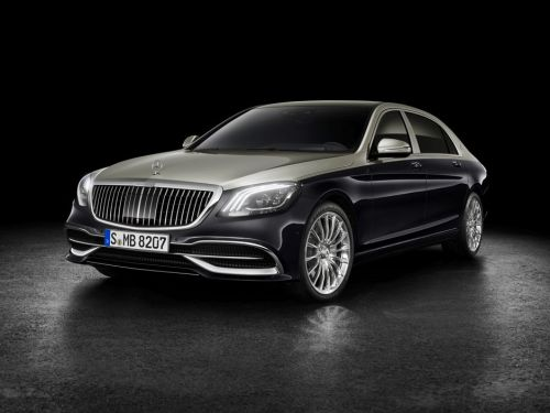 Mercedes' hyper-luxury Maybach is back and better than ever