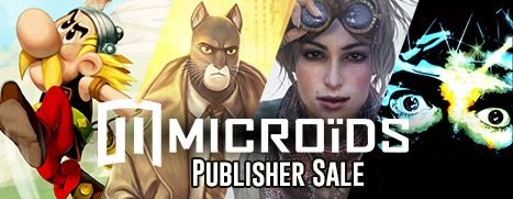 Daily Deal - Microids Publisher Sale, Up To 80% Off