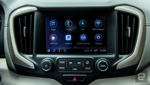 GM goes full smartphone with its latest infotainment system