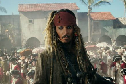 How the new Pirates of the Caribbean film defied physics and de-aged Johnny Depp