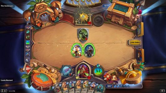 Hearthstone 'Rise of the Mech' event starts in June