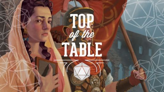 Top Of The Table - Pandemic: Fall of Rome