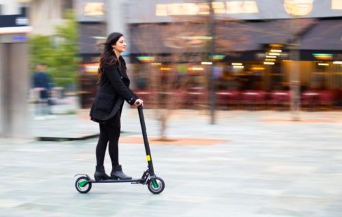 Archos' electric scooter taps Android for directions
