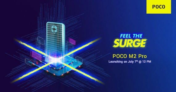 Poco M2 Pro: More details emerge in an interview