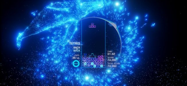 Tetris Effect Comes To PlayStation 4 On November 9