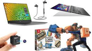 ET Deals Roundup: Up to 30% off ThinkPads Coupons, Pre-Order the Nintendo Labo, and more