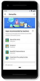 Google's Family Link Tool to Recommend Teacher-Approved Apps