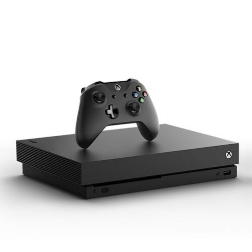 Enhance your gaming experience with an Xbox One X 1TB console for $410