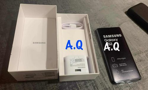 Samsung Galaxy A52 Spotted In Real-Life Images; It's Water Resistant