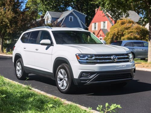 2017 Car of the Year runner-up: The Volkswagen Atlas is Germany's all-American SUV