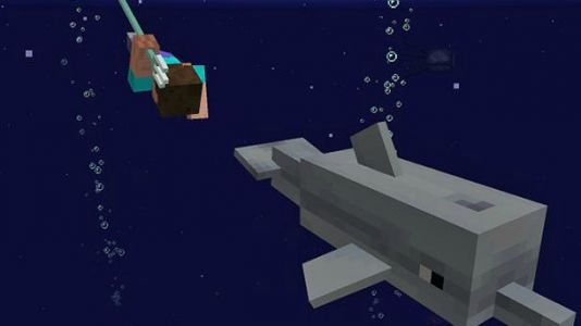 Aquatic Update Brings Dolphins, Coral Reefs, And More To Minecraft