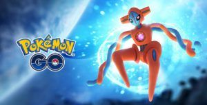 Deoxys is coming soon to Pokémon Go EX Raid battles