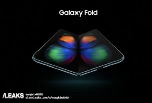 Samsung Galaxy Fold render might give us first look at foldable handset