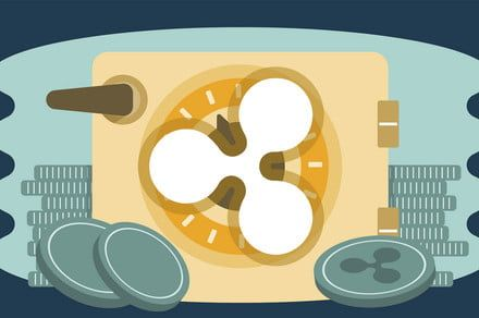Ripple cryptocurrency jumps 70 percent in 24 hours after news of bank deal