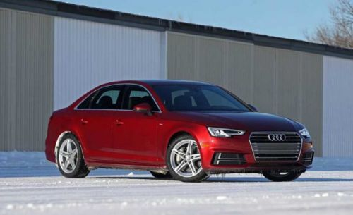 Audi's 2019 US lineup ditches manual transmission option