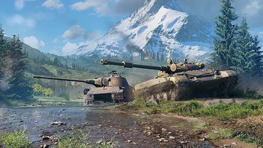 Boost Your Tech Tree Progress With New Missions, Specials & Tanks