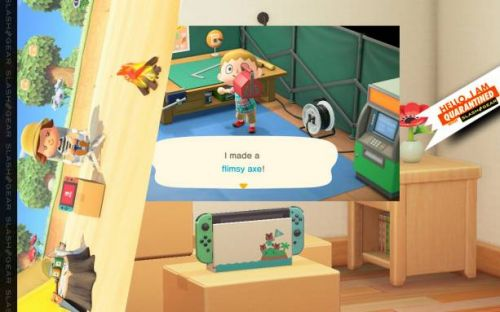 More free items in Animal Crossing: New Horizons