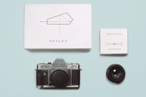 Here's an expensive Kickstarter for a new 35mm SLR camera