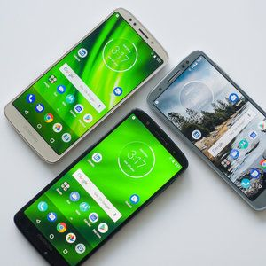 Motorola kicks off Moto G6 and Moto G6 Play Android 9 Pie roll-out
