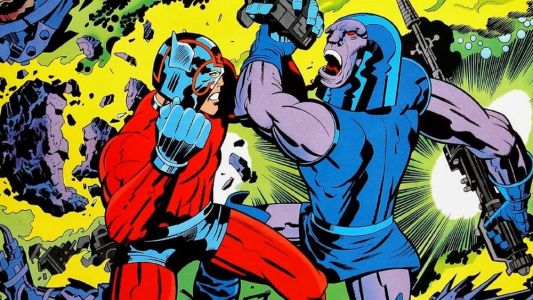 The DC Film Adaptation of Jack Kirby's THE NEW GODS Will Be Written by Comic Book Writer Tom King