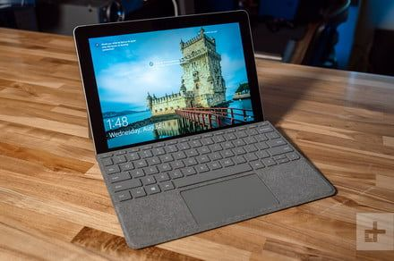 Stay connected with the Surface Go LTE Advanced, coming November 20 for $679