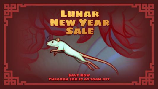 The Steam Lunar New Year Sale is live: prepare your wallet