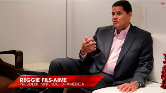 Reggie Fils-Aime, Famous Black Nintendo of America President, Retires This April