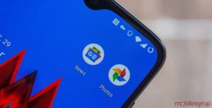 Google testing drawing tool, account switcher in Photos