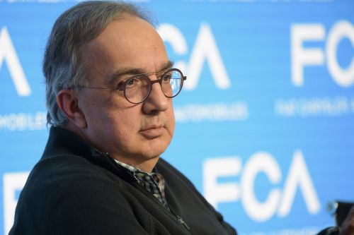Fiat Chrysler's CEO steps down after health complications