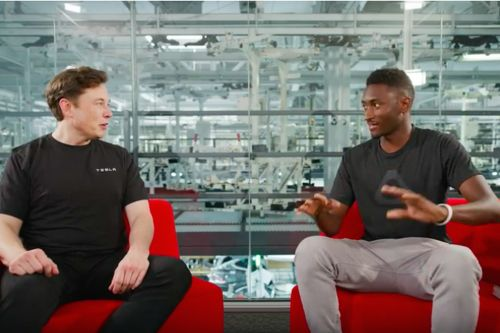 Tesla eyes cost savings so it can make $25,000 cars in three years, Elon Musk tells MKBHD