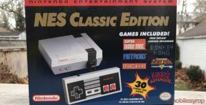 Nintendo's NES Classic is in stock online at EB Games'