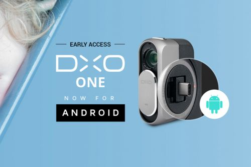 DxO's detachable One camera is available now for Android for $499 through an early access program