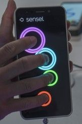 New Pressure-Sensitive Touch Panel Tech Pairs Well with Flexible Displays