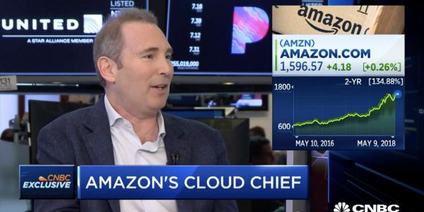 The CEO of Amazon Web Services explains why it's attacking Oracle's core business so fiercely