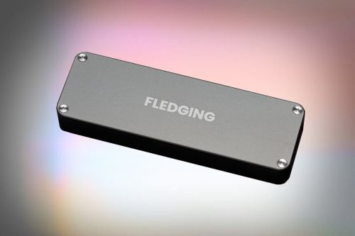 Fledging Shell USB 3.1: A small, fast and portable M.2 NVMe to USB 3.1 enclosure