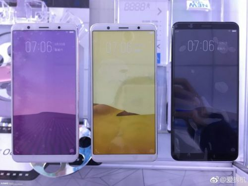 Vivo X20 Leaks Again, With More Color Versions