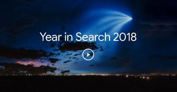 Google Search Trends show off the emotional rollercoaster that was 2018