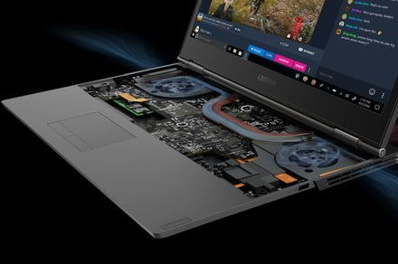 Lenovo Legion, IdeaPad gaming laptops sport 9th-gen CPUs and 16-series graphics