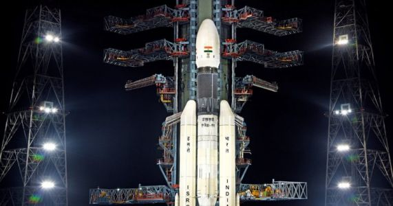 "India's ambitious Chandrayaan-2 launch delayed due to ""technical snag"""
