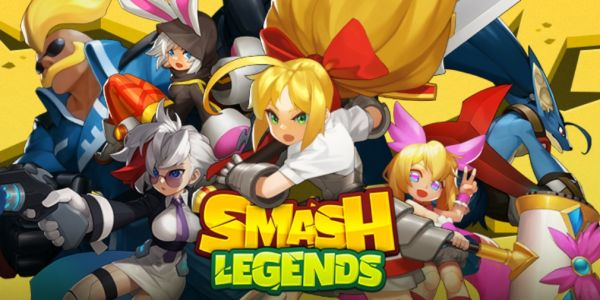 Smash Legends has soft-launched in European countries for iOS and Android