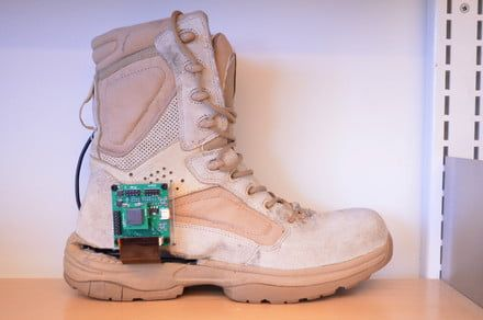 These smart boots can achieve GPS-style accuracy indoors, no satellites required